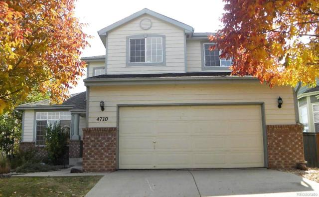 4710 Whitehall Lane, Highlands Ranch, CO 80126 (#6863729) :: The Heyl Group at Keller Williams