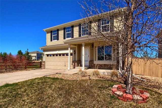 16893 Trail View Circle, Parker, CO 80134 (#6868601) :: Compass Colorado Realty