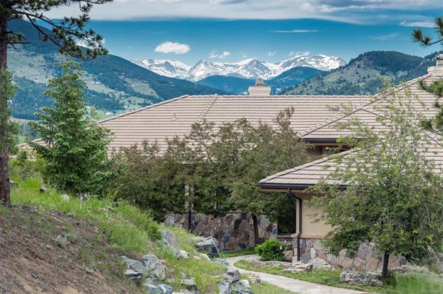 414 Humphrey Drive, Evergreen, CO 80439 (#6871123) :: The Peak Properties Group