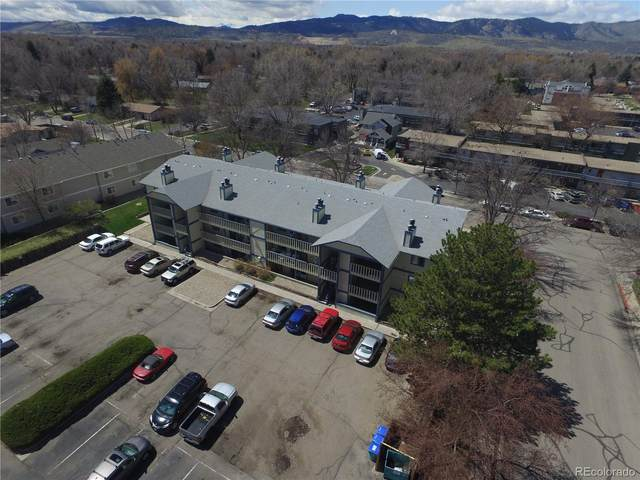 1118 City Park Avenue #128, Fort Collins, CO 80521 (#6877782) :: Chateaux Realty Group