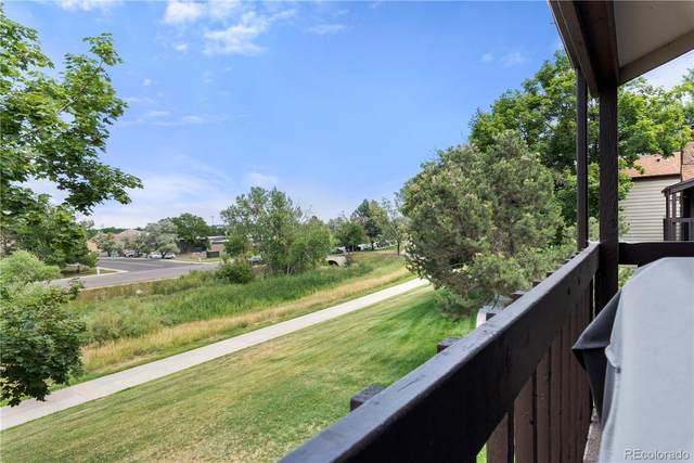 7720 W 87th Drive F, Arvada, CO 80005 (#6877849) :: Compass Colorado Realty