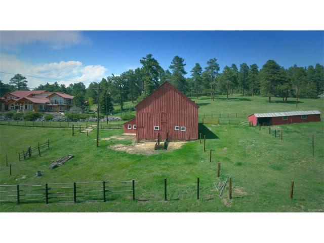 Lot 1 Spring Ranch Drive, Golden, CO 80401 (MLS #6891895) :: 8z Real Estate