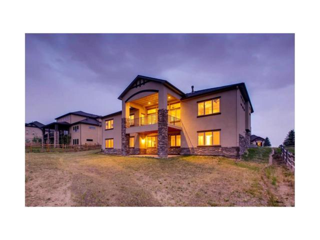 5388 Grand Fir Way, Parker, CO 80134 (MLS #6899994) :: 8z Real Estate