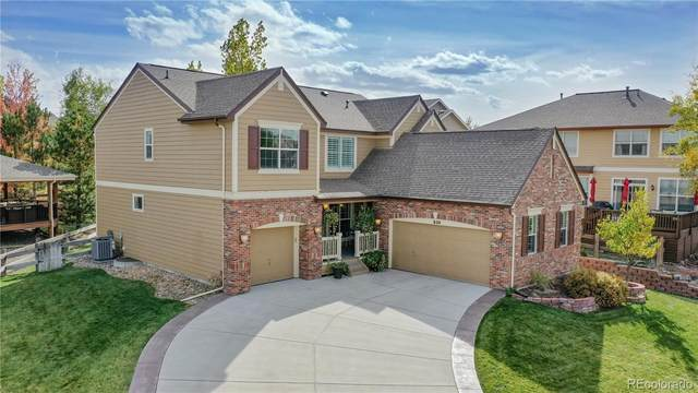 634 Briar Haven Drive, Castle Pines, CO 80108 (#6902213) :: Chateaux Realty Group