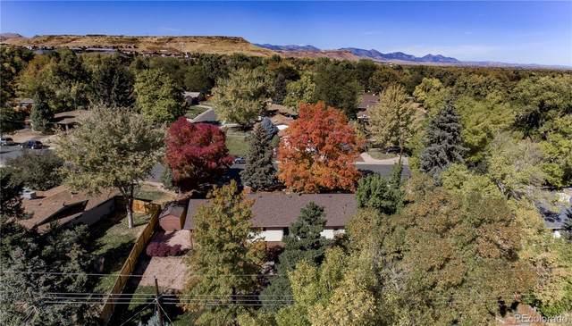 12940 Willow Lane, Golden, CO 80401 (#6911799) :: iHomes Colorado