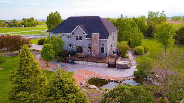 39348 Rangeview Drive, Severance, CO 80610 (MLS #6937680) :: Kittle Real Estate