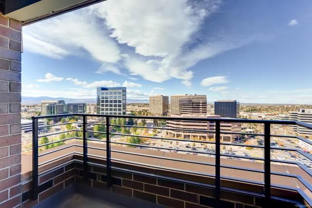 8100 E Union Avenue #1711, Denver, CO 80237 (#6942528) :: Berkshire Hathaway Elevated Living Real Estate