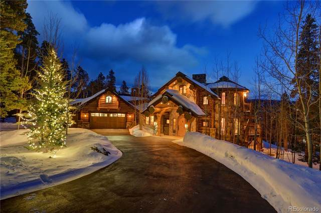 56 Wild Cat Road, Breckenridge, CO 80424 (#6948603) :: The Gilbert Group