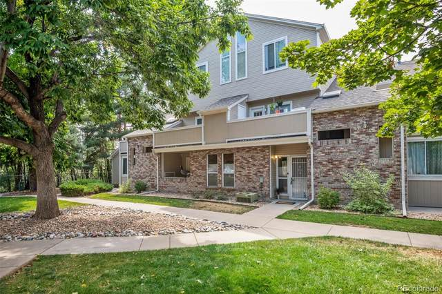 4931 Garrison Street 101B, Wheat Ridge, CO 80033 (#6956124) :: Compass Colorado Realty