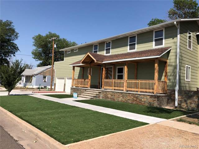 307 W Railroad Avenue, Fort Morgan, CO 80701 (#6956947) :: The Healey Group