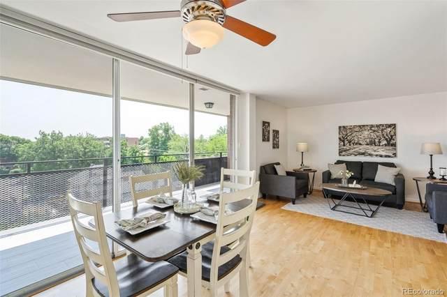 1200 Vine Street 6B, Denver, CO 80206 (#6958194) :: Venterra Real Estate LLC