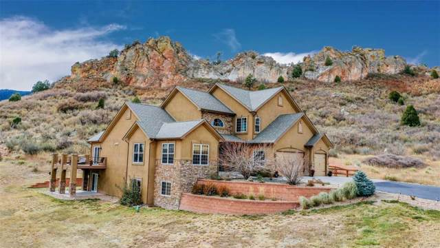 5716 Country Club Drive, Larkspur, CO 80118 (#6978153) :: Keller Williams Action Realty LLC