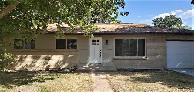 20 Dudley Street, Lakewood, CO 80226 (#6978457) :: The DeGrood Team