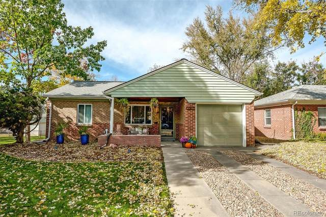 3067 S Downing Street, Englewood, CO 80113 (#6981305) :: Real Estate Professionals