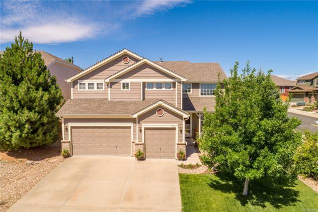 7421 Pyrite Court, Castle Rock, CO 80108 (#6993734) :: Colorado Home Finder Realty