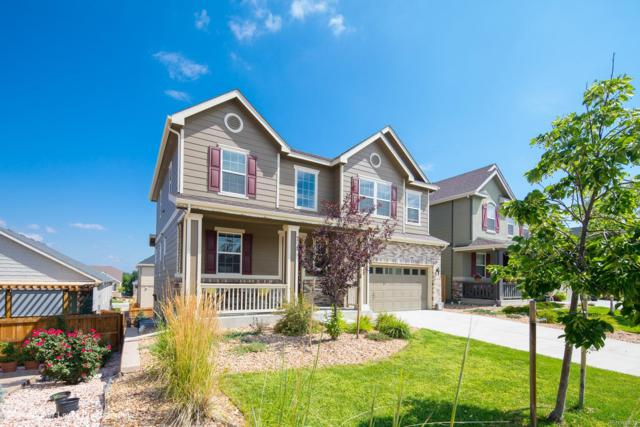 13513 W 64th Drive, Arvada, CO 80004 (#6995823) :: The Heyl Group at Keller Williams