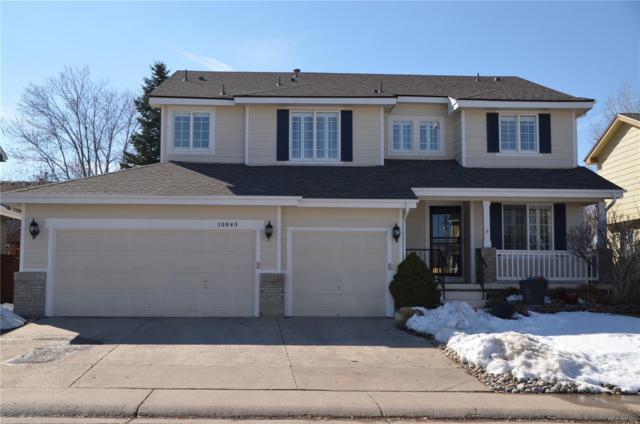 10040 Blackbird Circle, Highlands Ranch, CO 80130 (MLS #7005611) :: Kittle Real Estate