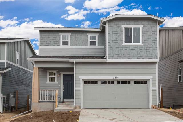 3418 Evening Place, Castle Rock, CO 80109 (MLS #7015878) :: Bliss Realty Group