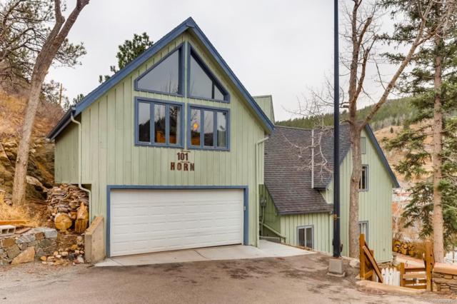 101 Horn Street, Black Hawk, CO 80422 (MLS #7053520) :: 8z Real Estate