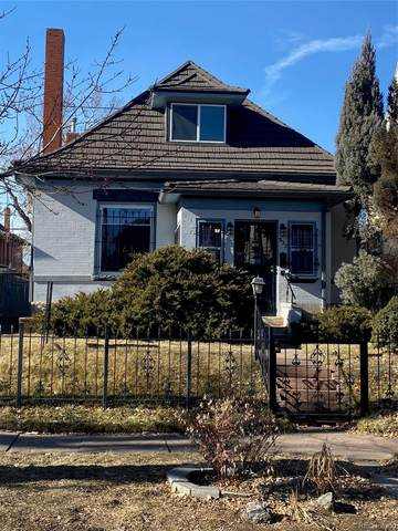 533 S Grant, Denver, CO 80209 (MLS #7054833) :: 8z Real Estate