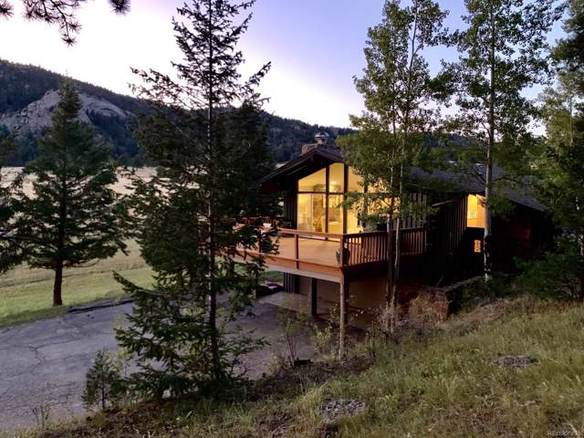 2280 Devils Gulch Road, Estes Park, CO 80517 (#7055280) :: Arnie Stein Team | RE/MAX Masters Millennium