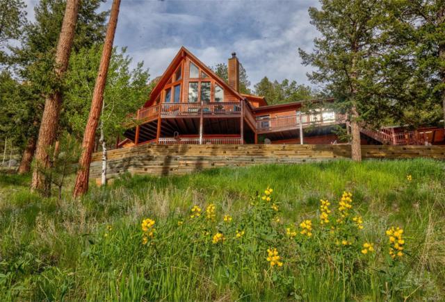 140 Pine Hollow Road, Bailey, CO 80421 (#7057106) :: Colorado Home Finder Realty