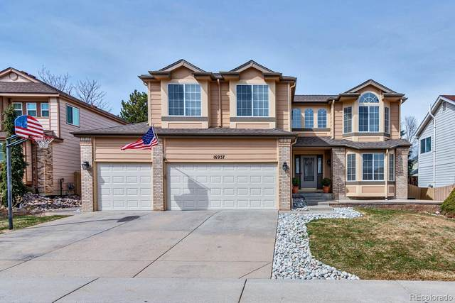 16937 Molina Place, Parker, CO 80134 (#7060107) :: The Brokerage Group