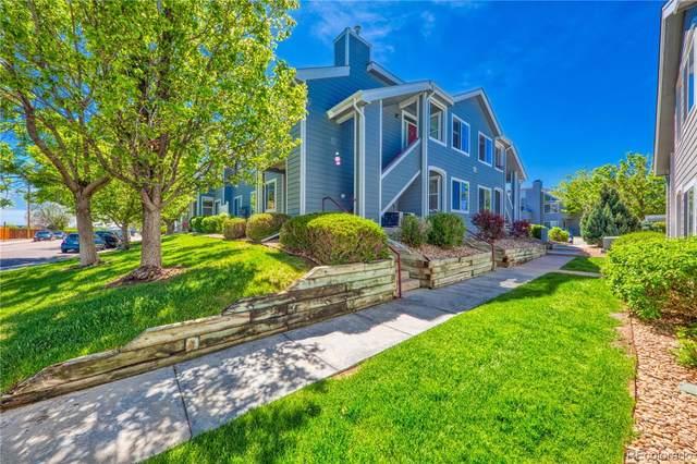 8500 E Jefferson Avenue 19A, Denver, CO 80237 (#7064556) :: Briggs American Properties