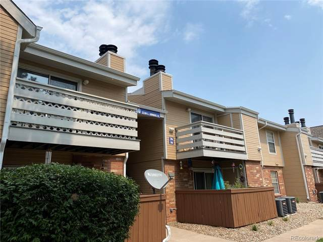 3330 S Ammons Street 10-206, Lakewood, CO 80227 (#7122724) :: Chateaux Realty Group