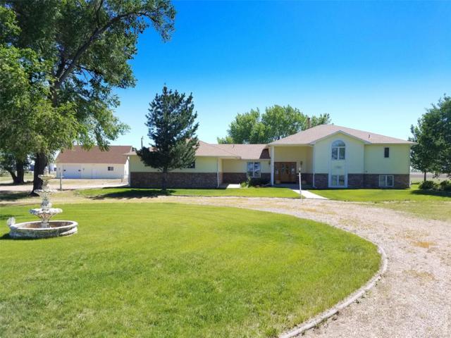 17923 County Road 12, Fort Morgan, CO 80701 (MLS #7127473) :: 8z Real Estate