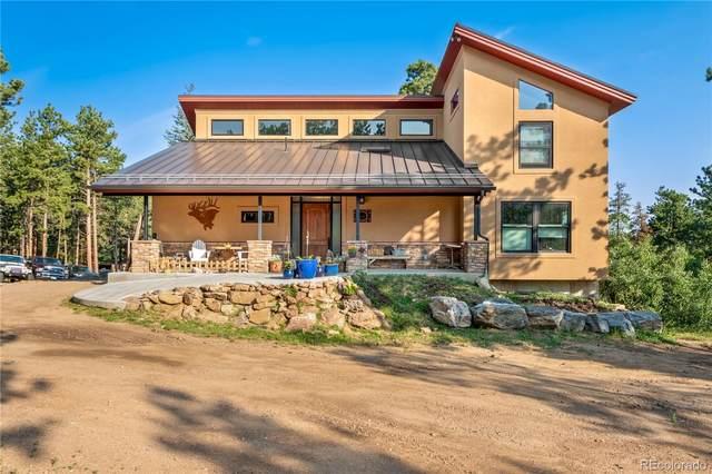 11668 Ranch Elsie Road, Golden, CO 80403 (#7142959) :: The Margolis Team