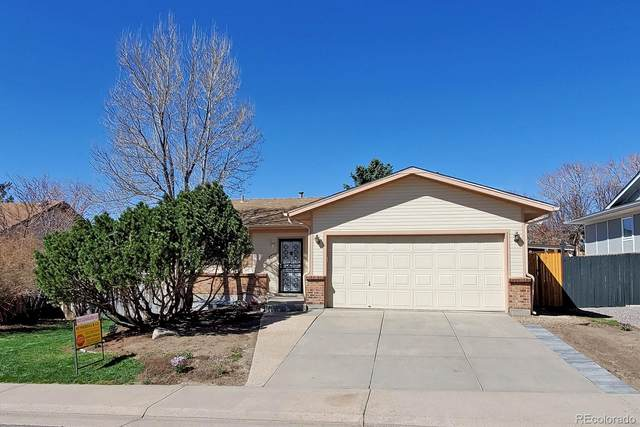 2337 S Eldridge Court, Lakewood, CO 80228 (#7143058) :: The Griffith Home Team