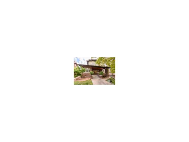 770 Fillmore Street, Denver, CO 80206 (#7150549) :: Thrive Real Estate Group