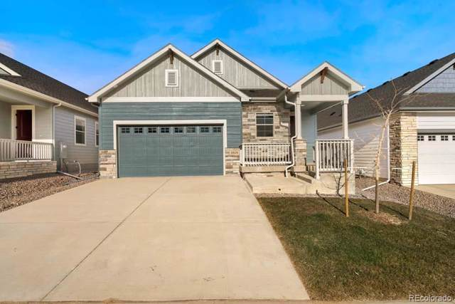 3519 Taylor Walker Street, Loveland, CO 80537 (MLS #7159321) :: 8z Real Estate