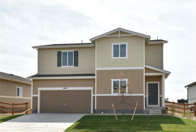 1092 Huntington Avenue, Dacono, CO 80514 (MLS #7208673) :: 8z Real Estate