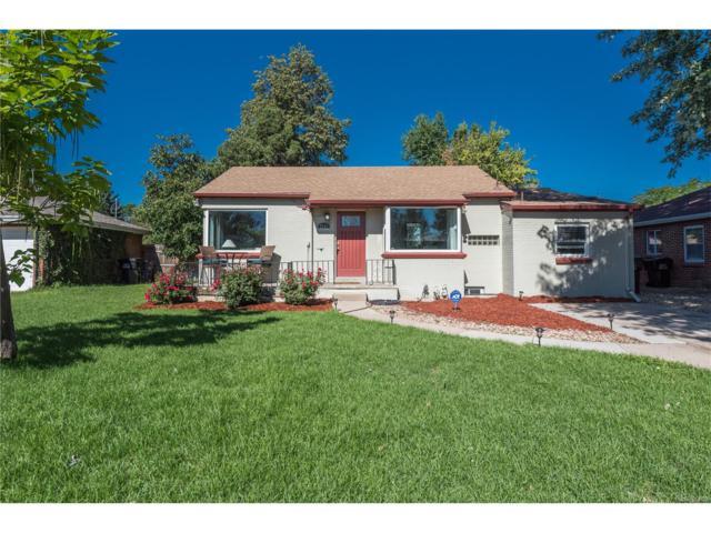 2351 Niagara Street, Denver, CO 80207 (MLS #7210485) :: 8z Real Estate