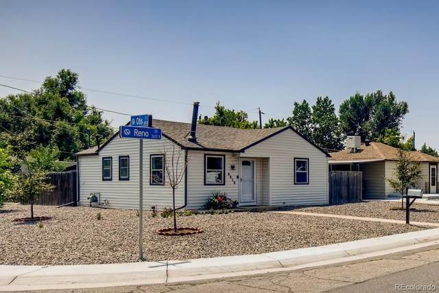6810 Reno Drive, Arvada, CO 80002 (#7214480) :: THE SIMPLE LIFE, Brokered by eXp Realty