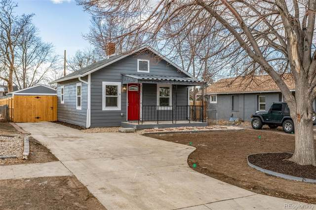 9 Grove Street, Denver, CO 80219 (#7230729) :: The Harling Team @ HomeSmart
