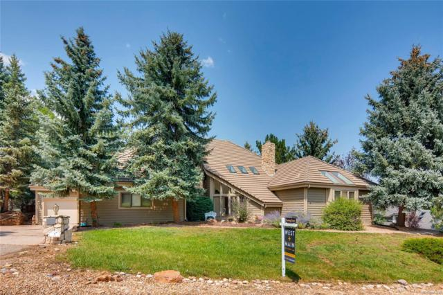 7 Red Fox Lane, Littleton, CO 80127 (#7246433) :: The City and Mountains Group