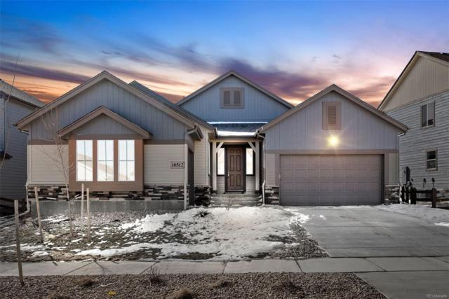 18512 W 93rd Place, Arvada, CO 80007 (MLS #7262283) :: Kittle Real Estate