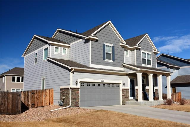 263 Vialpando Street, Brighton, CO 80601 (#7269535) :: The Peak Properties Group