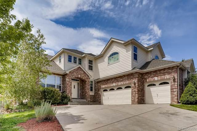 22657 E Weaver Drive, Aurora, CO 80016 (#7274471) :: The DeGrood Team