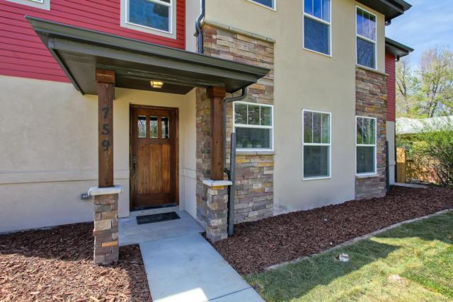 759 Poplar Street, Denver, CO 80220 (#7286603) :: HomePopper