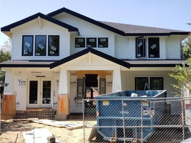 1355 S Fillmore Street, Denver, CO 80210 (#7292077) :: Venterra Real Estate LLC