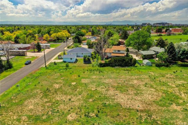 Lots 1- 7 N Joplin Street, Aurora, CO 80011 (MLS #7297243) :: 8z Real Estate