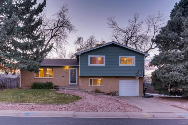 6705 S Downing Circle, Centennial, CO 80122 (#7301729) :: The HomeSmiths Team - Keller Williams