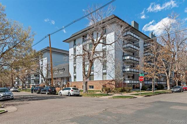 555 E 10th Avenue #9, Denver, CO 80203 (#7313710) :: Re/Max Structure