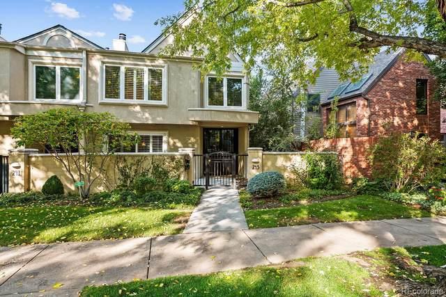 245 Adams Street, Denver, CO 80206 (#7324179) :: Real Estate Professionals