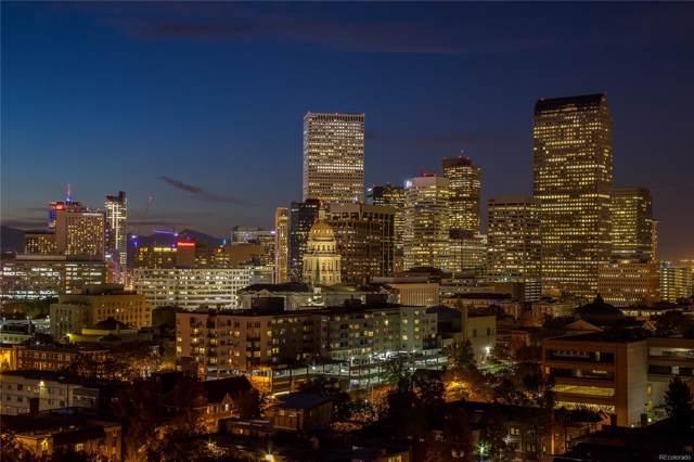 550 E 12th Avenue #1508, Denver, CO 80203 (MLS #7330631) :: 8z Real Estate