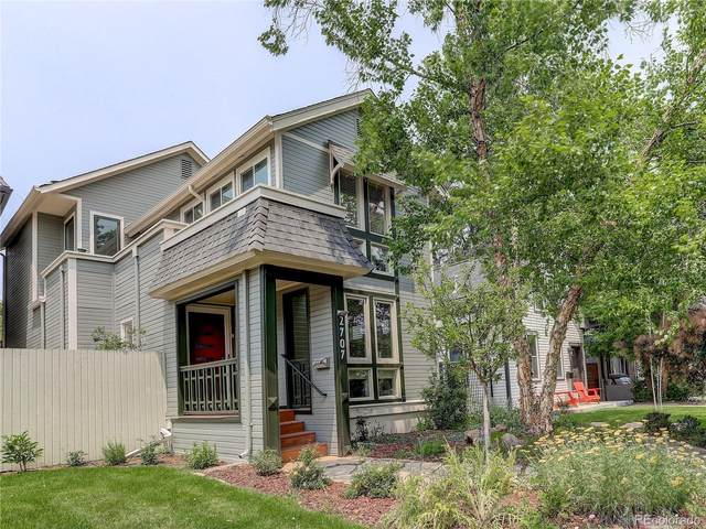 2707 Champa Street, Denver, CO 80205 (MLS #7337121) :: Clare Day with Keller Williams Advantage Realty LLC